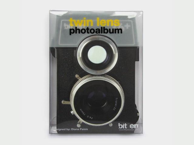 "Фотоальбом ""Twin Lens"""