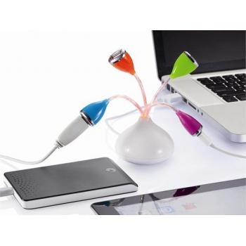 """USB разветвитель """"Букет"""""""