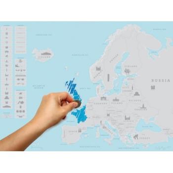 """Стиральная карта """"Европа"""""""