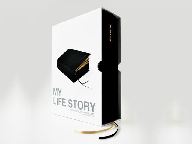 """Личный дневник """"My life story"""""""