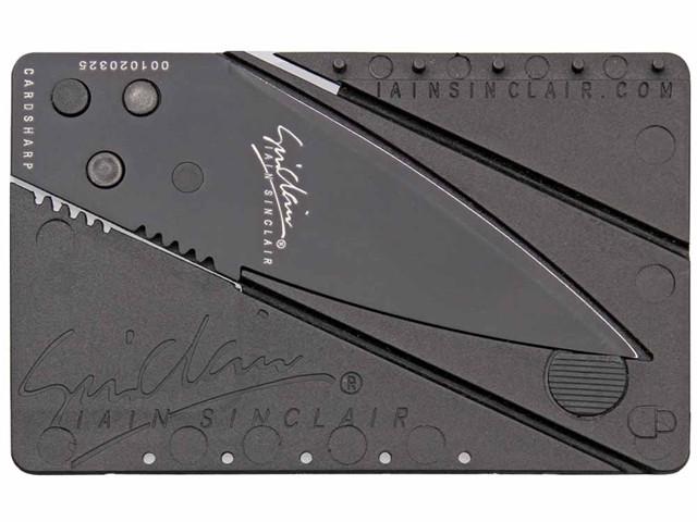 Складной нож CardSharp