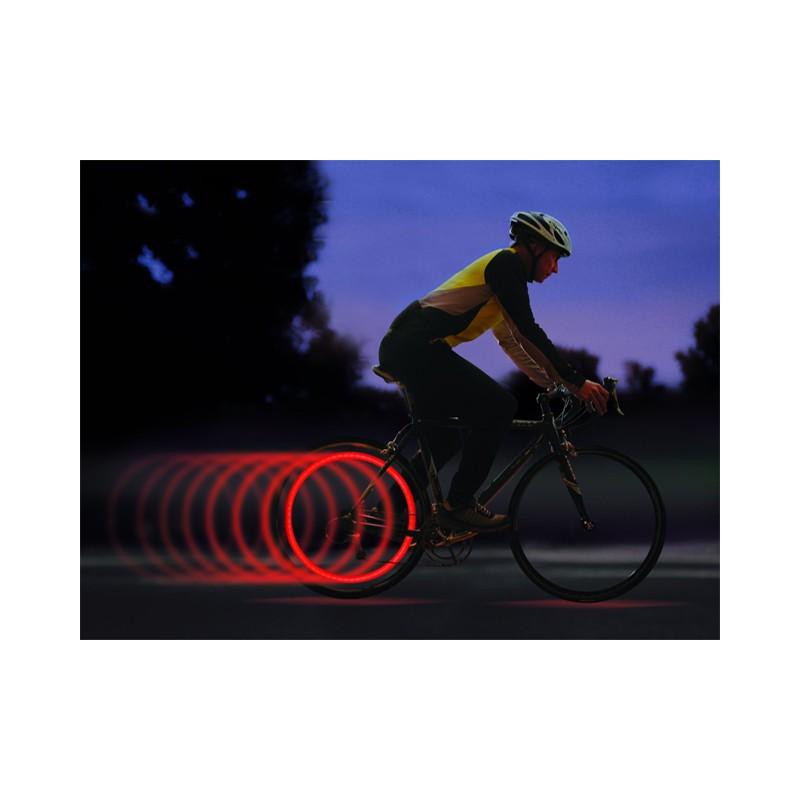 Как сделать катафот для велосипеда 736