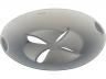 Крышка непроливайка для кастрюли силиконовая