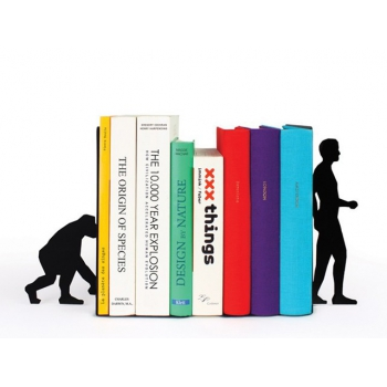 Стоппер для книг Эволюция