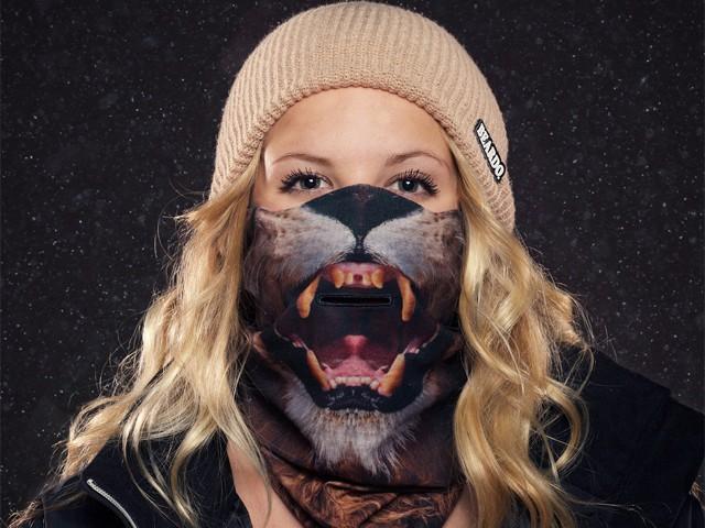 Лыжная маска Lion