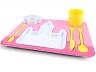 Набор детской посуды princess