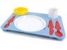 Набор детской посуды Space