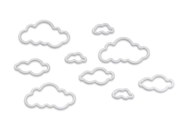 Декор Облака
