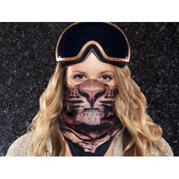 Балаклава маска Leopard