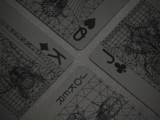 черные карты для игры в покер