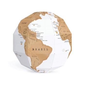 Скретч глобус