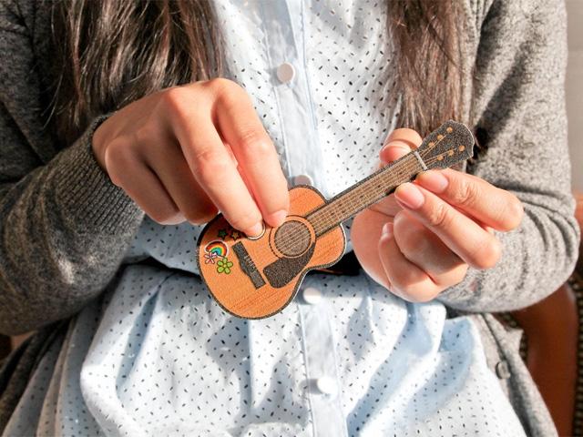 Пилочки для ногтей Guitar
