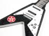 Пилочка для ногтей гитара metal girl