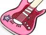 Пилочка для ногтей гитара хиппи