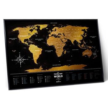 Скретч карта Black