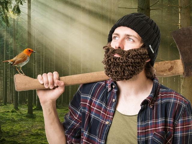 Шапка Lumberjack
