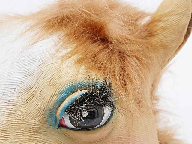 оригинальная маска Lady Horse