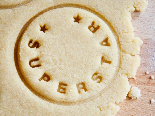 Печать Custom Cookie superstar