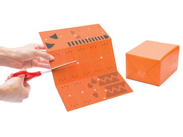 набор упаковочной бумаги Animal Wrap