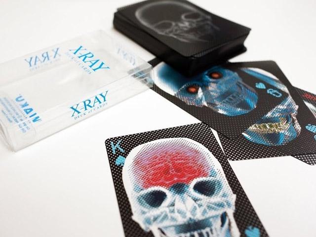 Колода игральных карт X ray