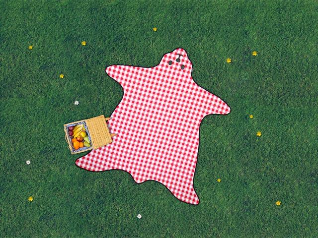 Коврик Bearskin для пикника