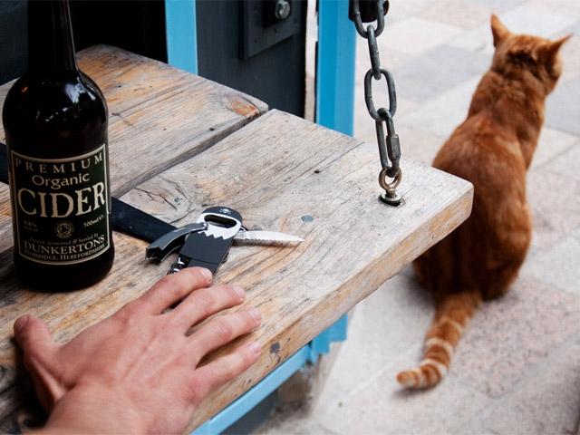 Открыватель для бутылок