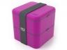 Ланч бокс MB Square фиолетовый