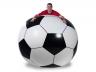 Гигантский футбольный мяч и Jamie
