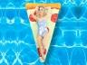 надувной матрас в виде пиццы