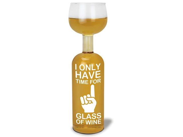 Бокал для вина have time