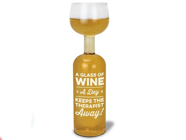 Бокал для вина Wine glass a day