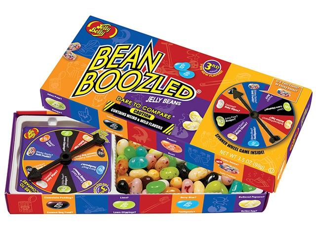 Драже Bean Boozled