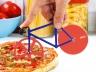 Нож для пиццы Fixie оранжевый