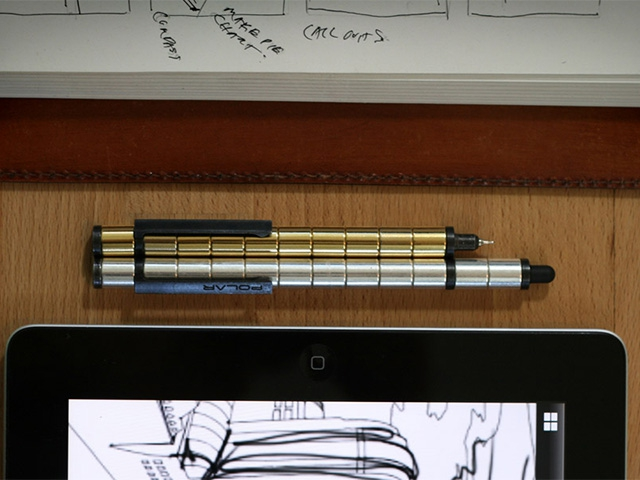 Polar Pen ручка и стилус