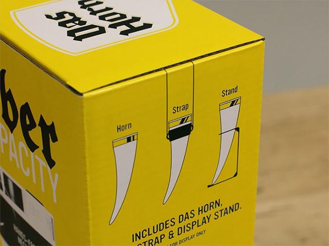 Das Horn упаковка
