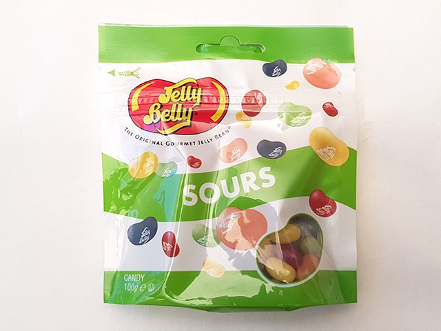 Диспенсер Mr Jelly Belly sours mix