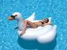 Надувной лебедь giant swan