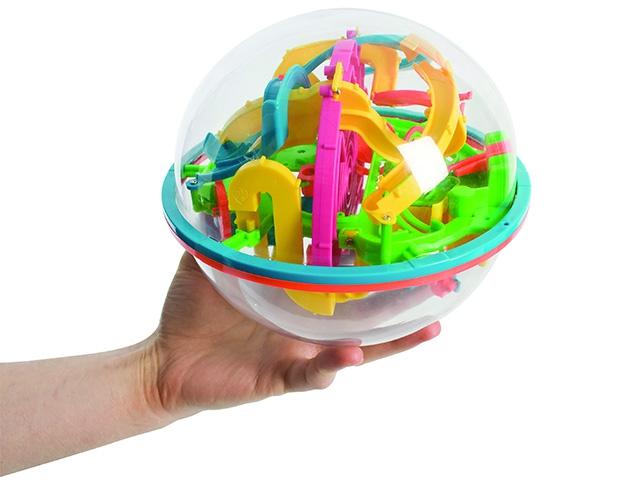 3D Лабиринт Addictaball