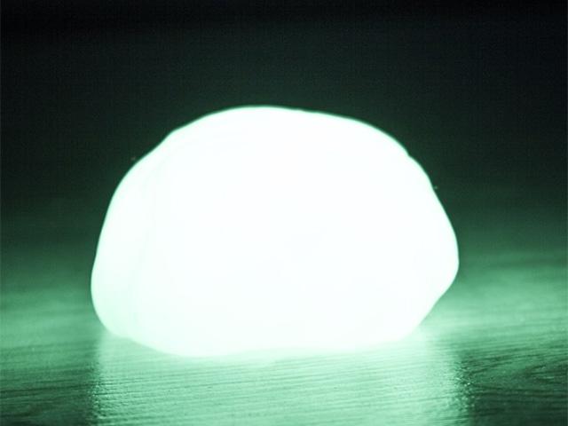 Светящийся пластилин krypton