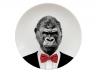 Тарелки Wild Dining горилла
