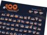 Постер 100 дел Kamasutra 1