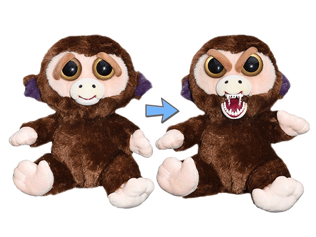 Feisty Pets обезьянка