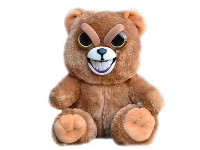 Feisty Pets медвежонок ухмылка