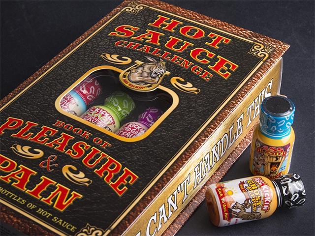 Hot Sauce Challenge