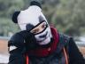 Маска Panda ski mask