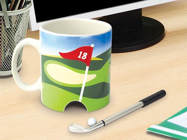 Кружка гольф