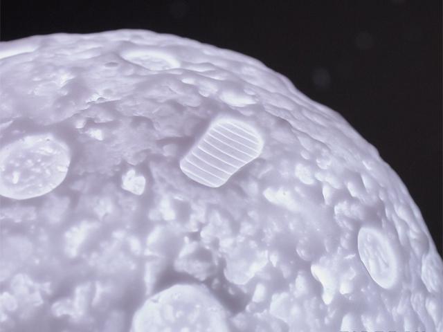 Светильник луна 2