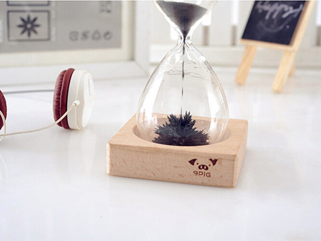 Магнитные песочные часы оригинал