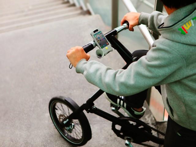Велосипедный держатель Iphone 5