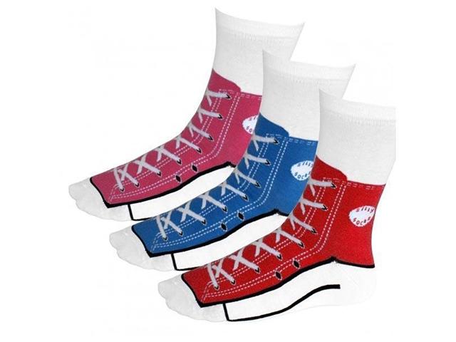 Носки Converse разные цвета